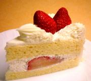 Plain Strawberry Shortcake
