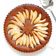 Tips to prepare sugar less pear pie