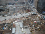The Freedom Tower Site