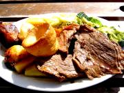 Cinderella Roast Beef