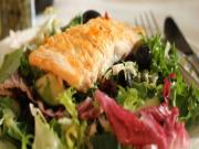 Salmon Salad - In 60 seconds
