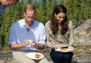 Kate Middleton wants to eat clotted cream scones.