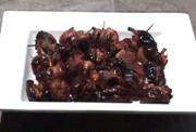 Grilled Chorizo Stuffed Dates