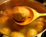 Potato Dumplings For Soup