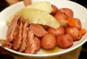 Delicious Corned Beef and Cabbage