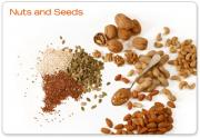 Eat crunchy nuts and seed in daily food