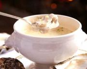 Slow Cooked Oyster Stew