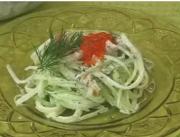 Cucumber Spaghetti