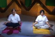 Yoga - Adit Hariday Mudra