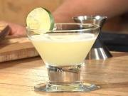The Milwaukee Gimlet- A Martini with Pineapple Vodka