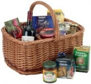 food hampers are ideal Diwali gift.