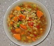 Natural Barley Soup