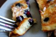 blueberry pancake