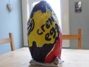 Giand Cadbury Creme Egg
