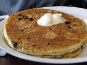 Pot Cheese Raisin Pancakes