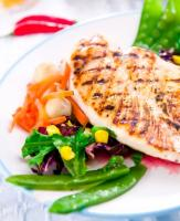 LA weight loss- Grilled Chicken breasts