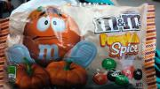 M&M's Pumpkin Spice candy is out
