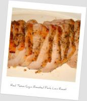 Cajun Roasted Pork Loin