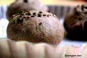 Whole Wheat Cocoa Mini Breads