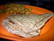 Simple Flaky Paratha