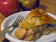 How to eat pie? - to relish a pie full of flavor