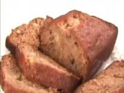 Hawaiian Banana Nut Bread
