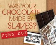 Chocolate made by slave children