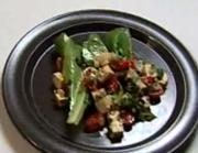 Tofu Greek Salad: Ming Tsai