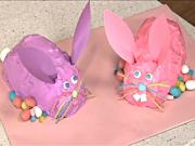 Easter Cakes - How to Make a Bunny Cake
