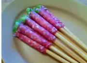 Calabrese Salami Antipasto Lollipops