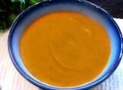 Curried Carrot Peanut Soup