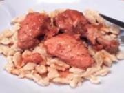Csirke Pörkölt