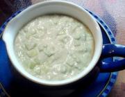 Microwave Cucumber Sauce