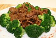 Spicy Broccoli Beef