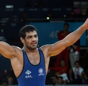 Sushil Kumar- Silver Medalist at London Olympics