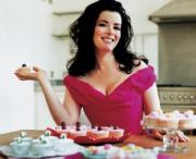 the cookbook diva, Nigella Lawson, herself
