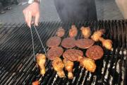 A trailer mounted BBQ unit is great for parties