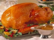 Christmas Grilled Turkey
