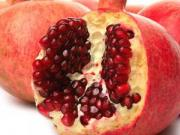 Remove pomegranate stain easily.
