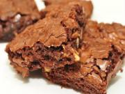 Applesauce Fudge Brownies