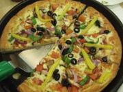 Home made pizza: most loved italian food