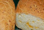 Quick Cheddar Cheese Bread