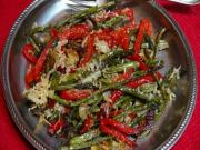 Roasted Asparagus and Peppers