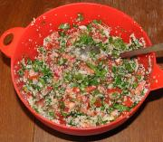 Vegetable Tabbouleh