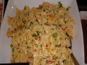 Zesty Romaine And Pasta Salad