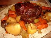 Oven Roasted Fillet Of Beef
