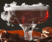 Halloween cocktails are all scary but fun at the same time