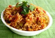 Simple Microwaved Spanish Rice