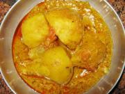 Indian Potato Curry