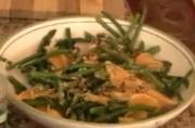 Orange and Asparagus Salad with Citrus Vinaigrette